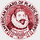 American Board of Plastic Surgery Founded 1937 Stamp Logo Copy